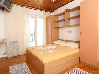 One bedroom apartment Živogošće - Porat, Makarska (A-10032-c)