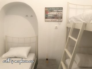 studio in the heart of mykonos town