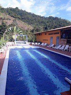 Agua, cafe,campo y sensaciones en el Hotel Campestre la Playa