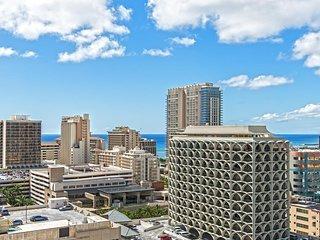 Marine Surf Waikiki 2108 - Condominium