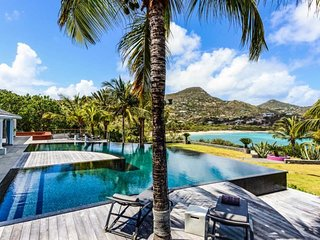 Villa Silver Rainbow * Ocean Front | Located in  Exquisite Petit Cul de Sac with
