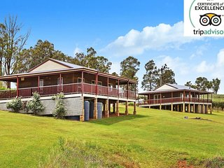 North Lodge Estate Cottages are in the heart of the Hunter Valley
