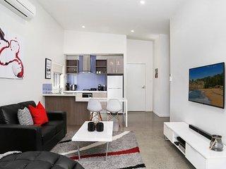 Hunter Valley Accommodation - Ironbark Villa 1 - Living Room