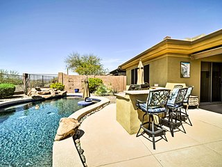 NEW! Anthem House w/ Golf Course Views & Pool!