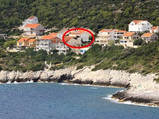 Three bedroom apartment Zavalatica, Korčula (A-9151-a)