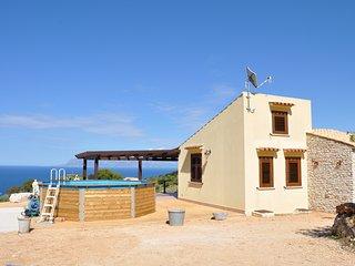 Villa Anna a 2 Km dalla Riserva Naturale dello Zingaro