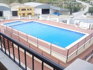 2 Bed Apartment with communal pool