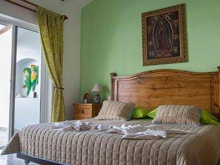 Deluxe Balcony Room E7 Dolce Vita Caribe B&B