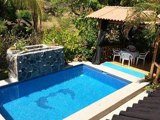 Casa vacacional de playa en Guacalillo Puntarenas de Costa Rica