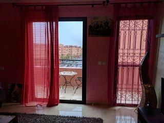 Appartement Marrakech chez Omar