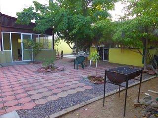 La casa de las aves, Cuarto de la Moringa.