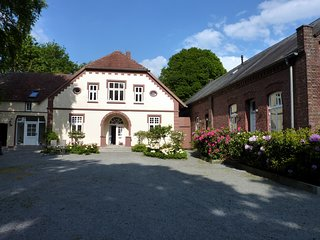 Landhaus Wattmuschel/fewo Samtmuschel, romantic property in a secluded location,