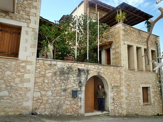 Group accomodation in Crete