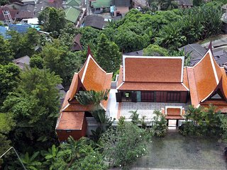 2 Bedroom Large Thai Style Villa Complex VIEWS