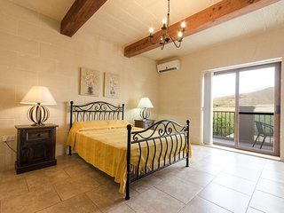 Recently built rustic farmhouse situated in the quiet village of Gharb