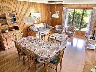 Val Air E53 - Joli appartement avec terrasse et magnifique vue sur les montagnes