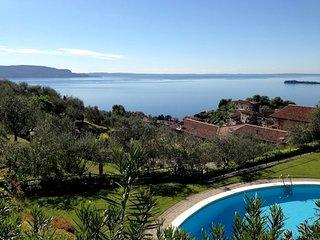 Villa Borgo, magnifica vista lago