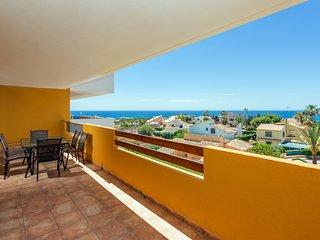 Wonderful apartment  with sea views in the prestigious area of Punta Prima