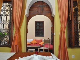 G. Chambre cosy au cœur de l'antique médina (riad)