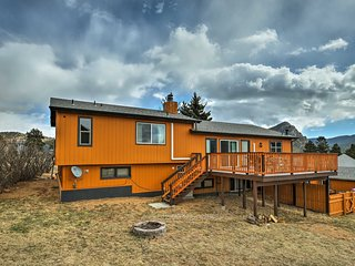 Spacious Estes Park Apt w/ Pool & Hot Tub Access!
