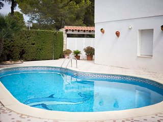 4 bedroom Villa in Calafat, Catalonia, Spain : ref 5607267