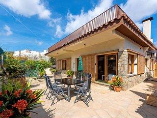 3 bedroom Villa in Cabrils, Catalonia, Spain : ref 5606943