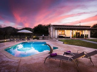 4 bedroom Villa in Alcudia, Balearic Islands, Spain : ref 5606357