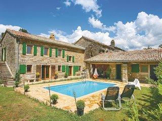 2 bedroom Villa in Črnica, Istria, Croatia : ref 5607108