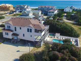 Rumor Has It | 199 ft from the beach | Private Pool, Hot Tub | Southern Shores