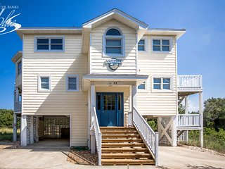 Sandtastic | 999 ft from the beach | Dog Friendly, Private Pool | Corolla