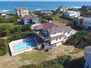 Midas Touch | 215 ft from the beach | Private Pool, Hot Tub | Southern Shores
