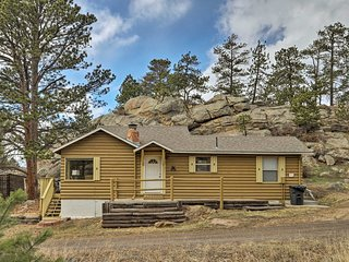 NEW-Estes Cabin 15 Mins to Rocky Mtn National Park