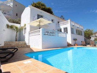 Holiday villa with private swimming pool in Nerja