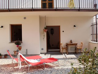 Apartment Caipirinha, Cosy apartment in the hills of Lake Garda
