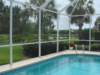 Beautiful Lake View Estero Vacation Home