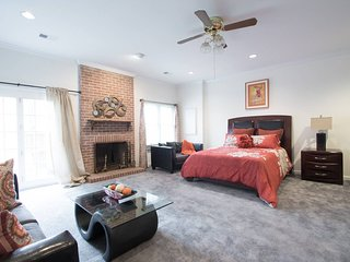 'La Coquette Suite' excellent Alexandria location,close to Washington DC & metro