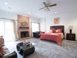 'La Coquette Suite' excellent Alexandria location,close to Washington DC & metro