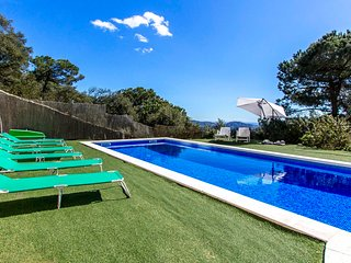 Catalunya Casas: Villa Radiente near Tossa de Mar, only 3.7km to the beach!