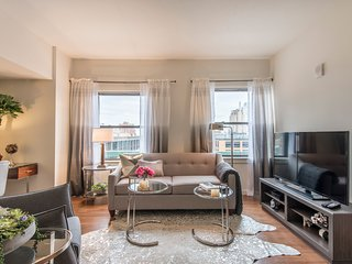 Swank 1br/1ba | Center City