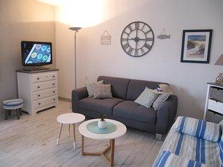 Villa Prosper, 200 mètres de la plage, lits faits à l'arrivée et ménage inclus !