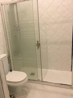 Plato de ducha de 1'80