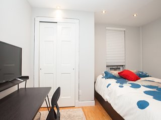 Private Rooms in Shared Apartment in Washington Heights