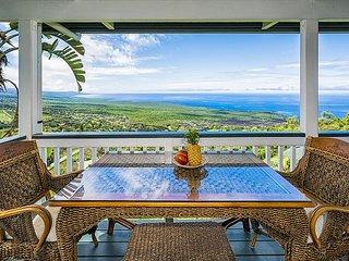 Breathtaking, spectacular views of the Honaunau Valley