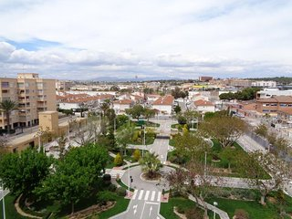Two bedroom, two bathroom refurbished apartment in Santa Pola with balcony