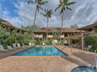 Kihei Bay Vista #A-103 1Bd/1Ba Ocean View, Near Beach, Great Rates! Sleeps 2