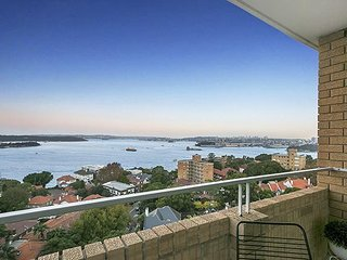 CBEL2 - Stunning Panoramic Sydney Harbour Views