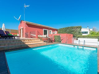 CAN ISIDRO - Villa for 8 people in Es Pont d'Inca
