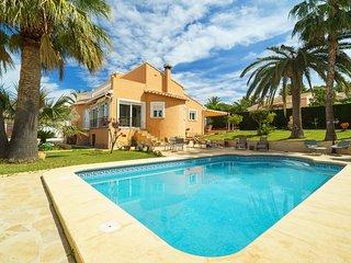 GLADIOLO - Villa for 6 people in El Tosalet - Xabia