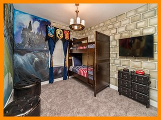 Championsgate 237 -  townhouse near Disney with themed bedroom and private pool