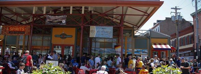 Findlay Market on the Streetcar line in Cincinnati, OH.